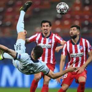 Tendangan Salto Giroud Permalukan Atletico, Tuchel: Gol Yang Fantastis!