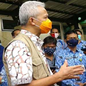 Soal Vaksinasi Covid-19, Ganjar: Jateng Tercepat Se-Indonesia