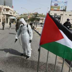95 Persen ICU Covid-19 Penuh, Palestina Tutup Sekolah Di Tepi Barat