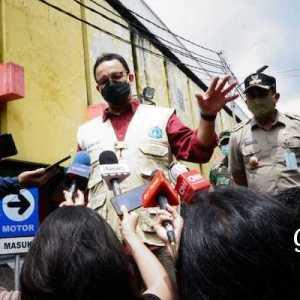 Banjir Jakarta Surut Satu Hari Karena Kritikan Disikapi Dengan Elegan