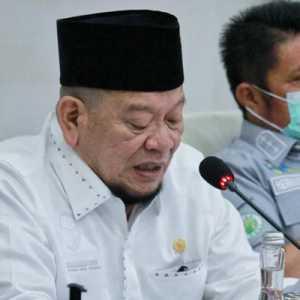 LaNyalla Optimis Pelabuhan Tanjung Carat Gairahkan Iklim Investasi Di Sumsel
