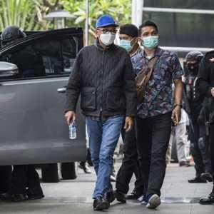 Penangkapan Gubernur Sulsel Dkk Diduga Terkait Proyek Infrastruktur Jalan