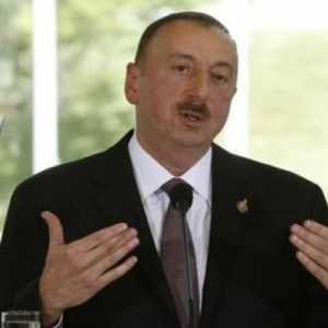 Presiden Azerbaijan Komentari Situasi Di Armenia: Ini Adalah Ulah Pemimpin Terdahulu