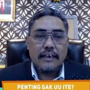 PKB: Presiden Jokowi Belum Buka Pembicaraan Soal Revisi UU ITE