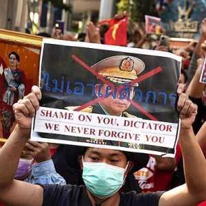 Blokir Kecaman Dewan Keamanan PBB Atas Kudeta Myanmar, China Diam-diam Dukung Jenderal Militer