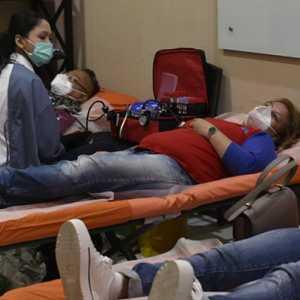 HUT Ke-2 Perempuan Jenggala Diisi Dengan Kegiatan Donor Darah Dan Sosialisasi Donor Plasma Konvalesen