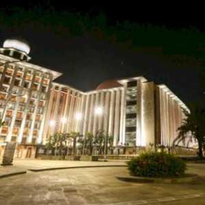 Masjid Istiqlal Milad Ke-43, Wapres Maruf Luncurkan Program New Istiqlal