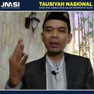 JMSI Diminta UAS Mengedepankan Asas Praduga Tak Bersalah Dan Objektif