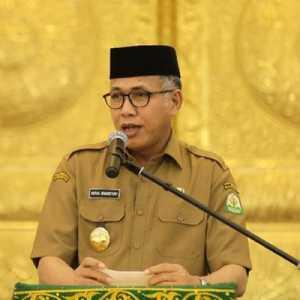 Aceh Termiskin Se-Sumatera, Gubernur Diminta Evaluasi Kinerja Sekretaris Daerah