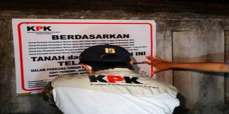 Villa Edhy Prabowo Disita KPK