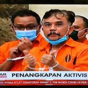 ProDEM: Jokowi Maunya Apa? Dulu Kangen Didemo, Giliran Jumhur Dan Syahganda Kritik Malah Dipenjara
