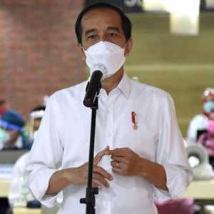 Presiden Jokowi: Alhamdulillah Vaksinasi Covid-19 Bagi Insan Pers Berjalan Lancar