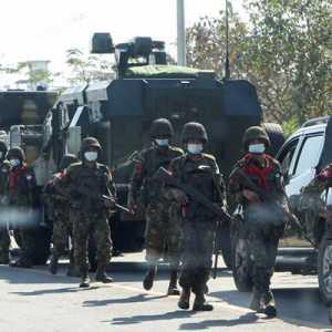 Aksi Protes Myanmar Terus Berlanjut, Pelapor Khusus PBB: Junta Militer Mulai Ciut