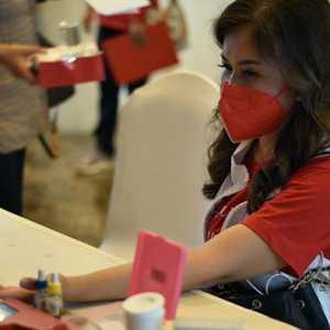 Bersama PMI, Perempuan Jenggala Gelar Donor Darah Dan Pengambilan Sampel Donor Konvalesen