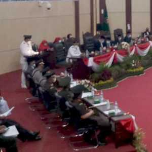 Pidato Perdana Sebagai Walikota Medan, Bobby Nasution Yakin Masalah Infrastruktur Selesai Dalam 2 Tahun