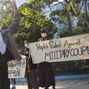 Myanmar Lakukan Pemadaman Internet Nasional Jilid Kedua Pasca Kudeta