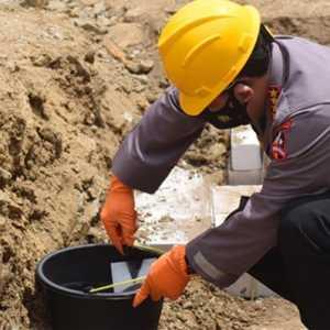 Pimpin Peletakan Batu Pertama Perumahan Polri, Listyo Sigit Tekankan Penerapan Protokol Kesehatan