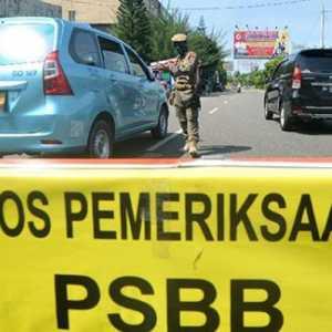 Dampak PSBB Ketat, Wilayah Zona Merah Covid-19 Di Jakpus Berkurang