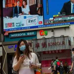 10.813 Warga Hong Kong 'Kabur' Ke Taiwan Usai China Berlakukan UU Keamanan Nasional