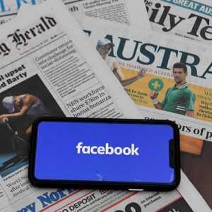 Perselisihan Mereda, Facebook Cari Kesepakatan Dengan Tiga Media Australia