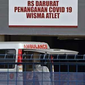 Pasien Covid-19 Di RSD Wisma Atlet Turun, Total Yang Dirawat Kini 4.601 Orang