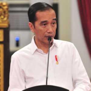 Joko Widodo Ingatkan MKGR Tidak Menyerah Lawan Covid-19