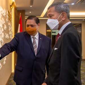 Cetak Rekor Investasi Di Indonesia, Singapura Lanjutkan Komitmen Kerja Sama Dengan Pemerintah Indonesia