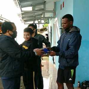 Cara Apik Mahasiswa Papua Di Jateng Ungkapkan Terima Kasih
