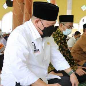 Dua Pesan LaNyalla Siapkan Kemungkinan Pemberangkatan Jamaah Haji Tahun 2021