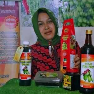 Usaha Rumahan Sirup Belimbing Wuluh SBB, Pernah Mencapai Penjualan Hingga 3.000 Botol Sebulan