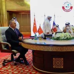 Rusia, Turki, Qatar Upayakan Resolusi Politik Untuk Perang Suriah