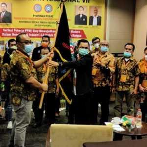 Serikat Pekerja PPMI Dorong 70 Persen Kepengurusan DPP KSPSI Diisi Milenial