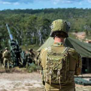Diduga Kelelahan, Seorang Tentara Australia Meninggal Dunia Saat Bertugas