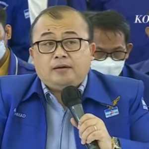 Jubir Kubu Moeldoko Tuding SBY Pengkudeta Anas Dari Partai Demokrat