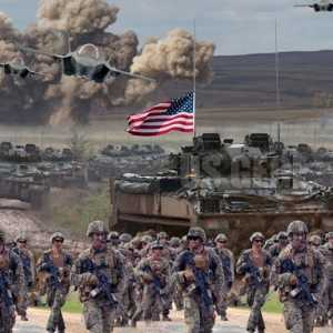 AS Rencanakan Permainan Perang Rahasia Untuk Lawan Rusia Dan China