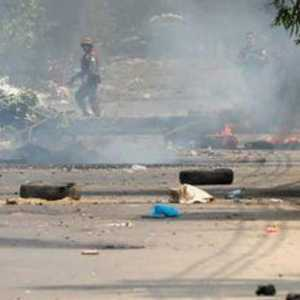 Kekerasan Junta Myanmar, PBB: Kecaman Saja Tidak Cukup, Dunia Harus Bertindak