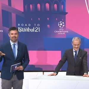 Drawing Liga Champions Ciptakan Ulangan Final Musim Lalu