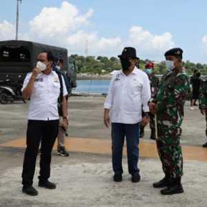 Berbatasan Dua Negara, Ketua DPD LaNyalla Mattalitti Dorong Lantamal VII Kupang Jadi Kodamar