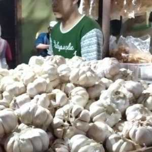 Sudah Ada UU Ciptaker, Harusnya Harga Bawang Putih Stabil Jelang Ramadhan Dan Idul Fitri