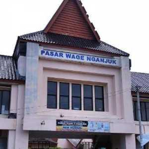 Masuk Nominasi BPOM, LaNyalla Berharap Pasar Wage Nganjuk Jadi Percontohan Nasional