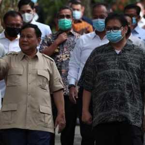 Soal Geopolitik Indonesia, Dibahas Airlangga Dan Prabowo