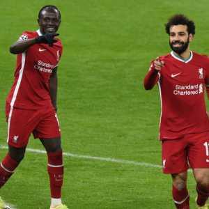 Lolos Ke 8 Besar, Gawang Liverpool Belum Kebobolan