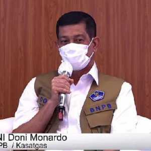 Berkaca Pada Beban Anggaran Dan Realisasi Penanganan Covid-19, Doni Monardo Dorong Revisi UU Kekarantinaan Kesehatan