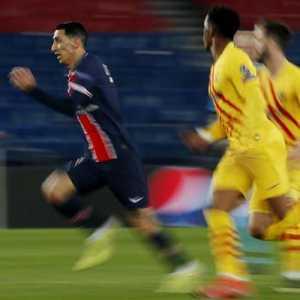 Tampil Impresif Di Paris, Barcelona Tetap Gagal Ke Perempat Final