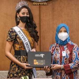 Menparekraf Sandiaga Pesan Puteri Indonesia Juga Promosi Pariwisata Nasional Di Ajang Internasional