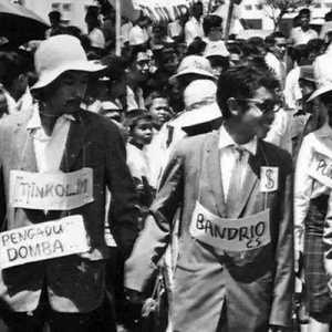Petisi Amanat Penderitaan Rakyat