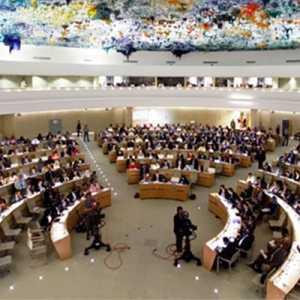 Dewan Hak Asasi Manusia PBB Terbitkan Resolusi Dampak Negatif Sanksi Sepihak