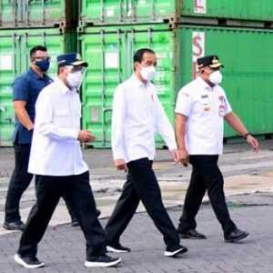 Hasil Dialog Jokowi Dengan Nelayan Dan Pelaku Usaha Perikanan: Pemerintah Berencana Bangun Ambon New Port