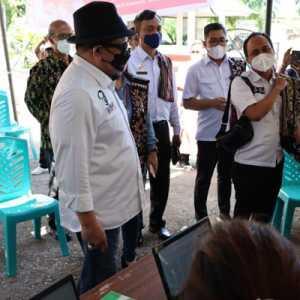 Ketua DPD Sambut Positif Pembangunan 100 Rumah Di Perbatasan NTT-Timor Leste