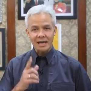 Ada Varian Covid-19 Baru, Ganjar Pranowo: Kalau Perlu Perketat Pintu Masuk Indonesia